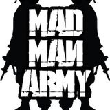 THUNDA BANTON D'n'B MIX - APRIL 2012 - MADMAN ARMY STYLE