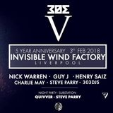 Henry Saiz Live @ 303V The Invisible Wind Factory, Liverpool 02/03/18