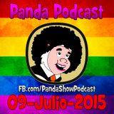 Panda Show - Julio 09, 2015 - Podcast