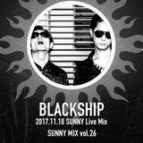 SUNNY MIX Vol.26 - BLACKSHIP