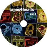 *tapes4heads* vol. 1-  dj harry k