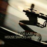 House Snacks April 2012