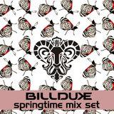 springtime mix set 2017 by BILL DUKE