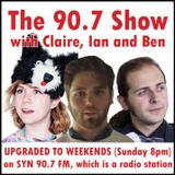 The 90.7 Show Episode 06 - Cars and Nothing Else (Under Pain of Legal Action) - 01/10/2017