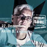 Absolut Soul Show /// 27.12.17 on SOULPOWERfm