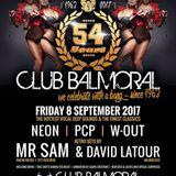 dj PCP @ 54 Years Balmoral 08-09-2017