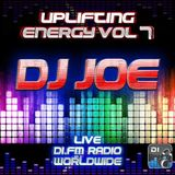 DJ Joe - Uplifting Energy Vol 7 (DI.FM Radio)