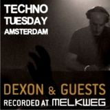 Techno Tuesday Amsterdam 074 (with guest Barbuto) 03.07.2018