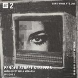 Pender Street Steppers w/ Mela Melania - 10th September 2018