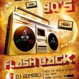 """Play it Loud"" 90-2000 Black Oldschool Live mixed by Dj Adambo @ Bar Tricolore 05.03.2016 Part I"