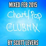 February 2015 Pop Chart Clubmix. Mixed by Scott Levers