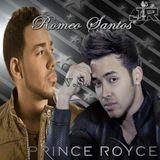 Romeo Santos V.S. Prince Royce Bachata mini mix