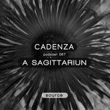 Cadenza Podcast | 067 - A Sagittariun (Source)