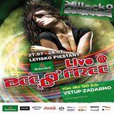 Killecko - Live @ BeeFree 2012