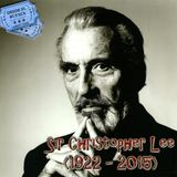 Capitulo Homenaje a Sir Christopher Lee