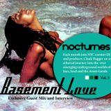 Nocturnes 005 Basement Love Guest Mix and Interview