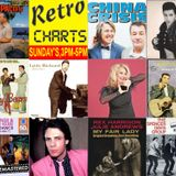 Retro Charts show on 106.9 N-Live Radio - 04.02.18 - With Jay Lucas
