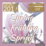Spring Frühling spring - Funkt Spring-Mix 2017 - mixed by DJane D_nise L'
