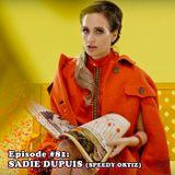 Episode #81: Sadie Dupuis (Speedy Ortiz) - New Album and the influence comic books had on her
