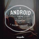 Dj Android|Deep Inside 110|Essential Mix on MegapolisFM