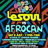 Chris NG live @ Le Soul v Afrocan 8 Jul 17
