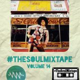 SoulNRnB's #TheSoulMixtape Tape No.14 as heard on Nuwaveradio