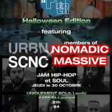 #LECYPHER WEEK 4 2014/10/30 HALLOWEEN EDITION hip-hop & soul jam session