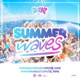DJ CONZ - SUMMER WAVES