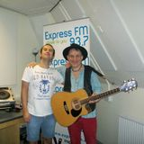 The 150th edition of Russell Hill's Country Music Show on Express FM featuring Robin Bibi 28/09/14