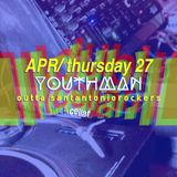 Youthman selector @ Dub Cellar del 27 4 2017