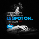 Le Spot On… Phil Weeks [Pt.2]
