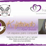 K-feteando 10 sep 2014 Martha Espinosa/Procura A.C./Consuelo Austin Toca