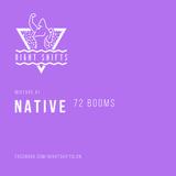 Night Shifts: Mix #1 - Native (72 Booms / Night Shifts)
