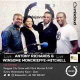 Reggae City ANTONY RICHARDS & WINSOME MONCRIEFFE-MITCHELL