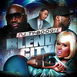 "DJTYBOOGIE PRESENTS ""BLEND CITY 36"""