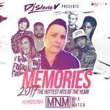 Dj Stevie V's Memories 2017 Feat. Dj Mix N Match (Official)