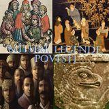 Mituri, Legende: Legenda Lacului Galbenul