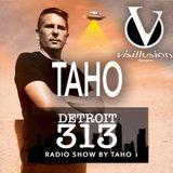 TAHO / VISILLUSION PODCAST / DJ SET / VSP01 /17 SEPT 2019