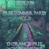 DJ Psyspace @ Free Summer Party vol.5 DJ Set