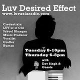 Luv Life with Dav Singh 5th Dec 2013