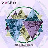Best of 2016 Top40 Yearmix [Clean Radio Edit]