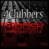 4Clubbers Polish Promo - CD1 (2014)