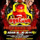 Adam M, UK @ System 6, Earth nightclub, 2013
