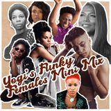 Funkarma: Yogi Beat's Funky Females Mini Mix