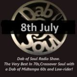 Dab of Soul Radio Show 8th July 2019 - Top 5 from  Jan Hjalmarsson