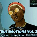 TRUE EMOTIONS VOL. 2 - Dancehall & Afrobeat Mix 2017