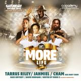 More Life 2018 Mixtape #TarrusRiley #Cham #Jahmiel #DavidRodigan #BassOdyysey #NikkiZ