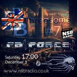 The JJPinkman's BBB3some Show #7.1: Guest Mix by FB Force [03rd December 2016] | NSB RADIO