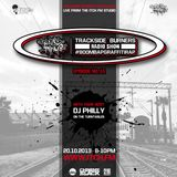 DJ Philly - Trackside Burners 10 - ITCH FM (20-OCT-2013)