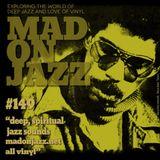 MADONJAZZ #149: Deep, Spiritual Jazz Sounds